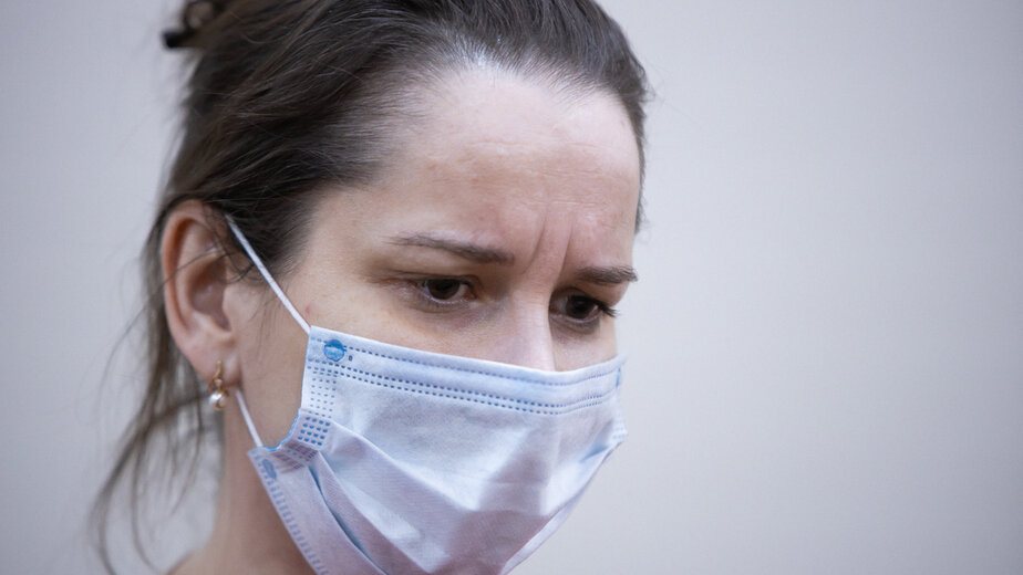 "Элина Сушкевич | Фото: Александр Подгорчук / ""Клопс"""