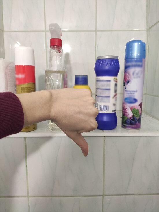 """Девушка оценивала для друзей """"запах"""" бытовой химии   Фото: Элина Белова"""
