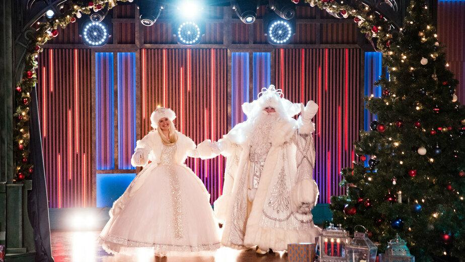 Калининградский Дед Мороз сразился за звание лучшего новогоднего волшебника на шоу Урганта - Новости Калининграда   Фото предоставила Васса Дергалёва