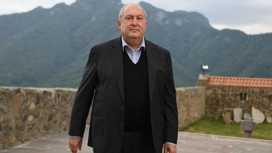 Президент Армении заразился COVID-19 - Новости Калининграда | Фото: официальный сайт президента Армении