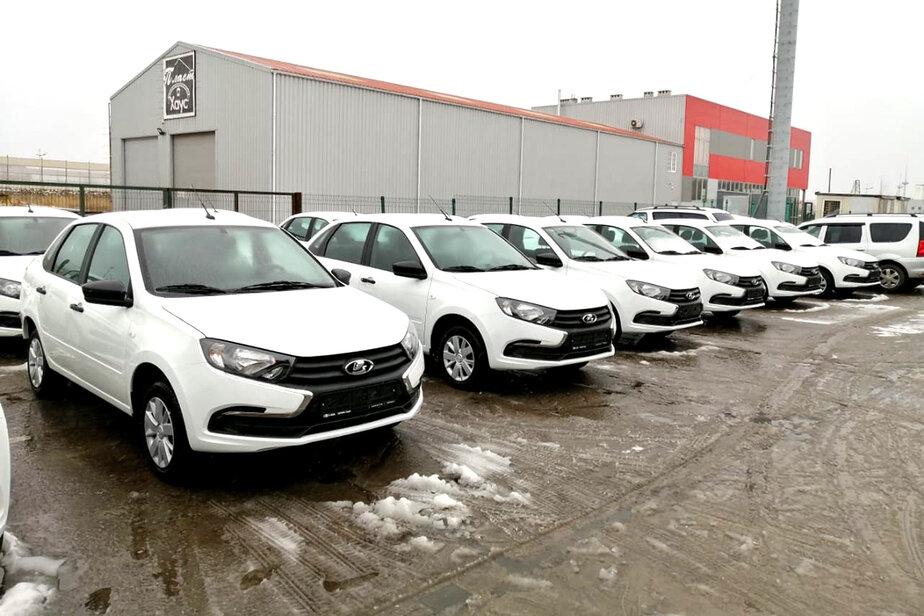 Поликлиники Калининградской области получили 34 автомобиля - Новости Калининграда | Пресс-служба правительства области