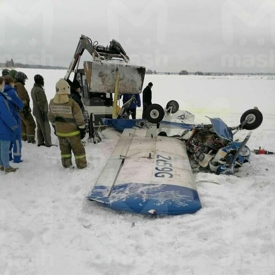 Трое погибших, один выжил: в Ленобласти легкомоторный самолёт столкнулся в воздухе с другим судном - Новости Калининграда | Северо-Западная транспортная прокуратура