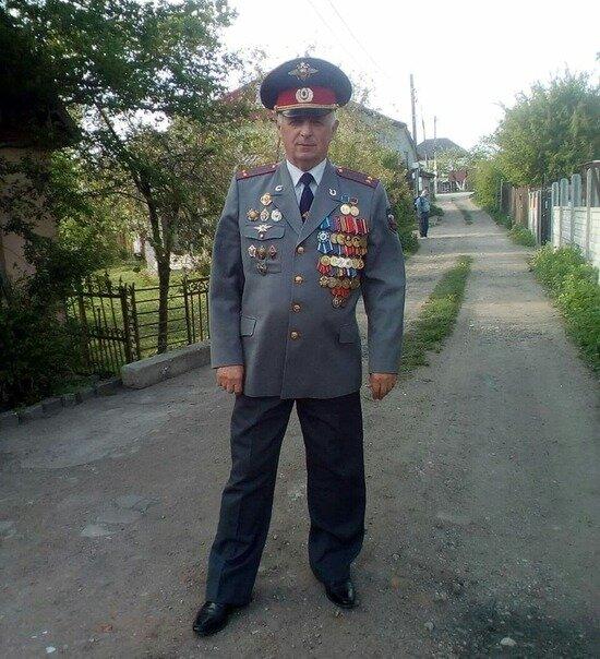 Подполковник Геннадий Мялик | Фото: личный архив