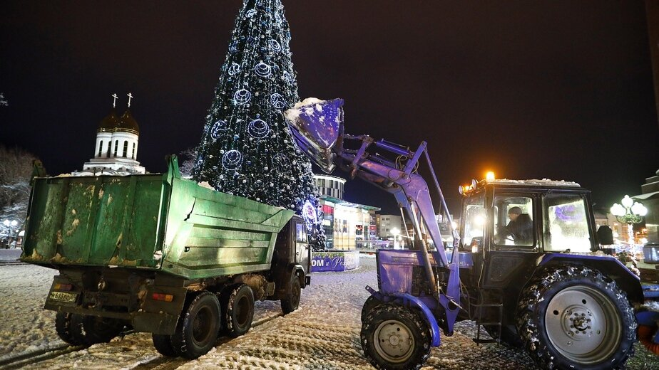 Дятлова рассказала, сколько машин и дворников убирают Калининград от снега  - Новости Калининграда