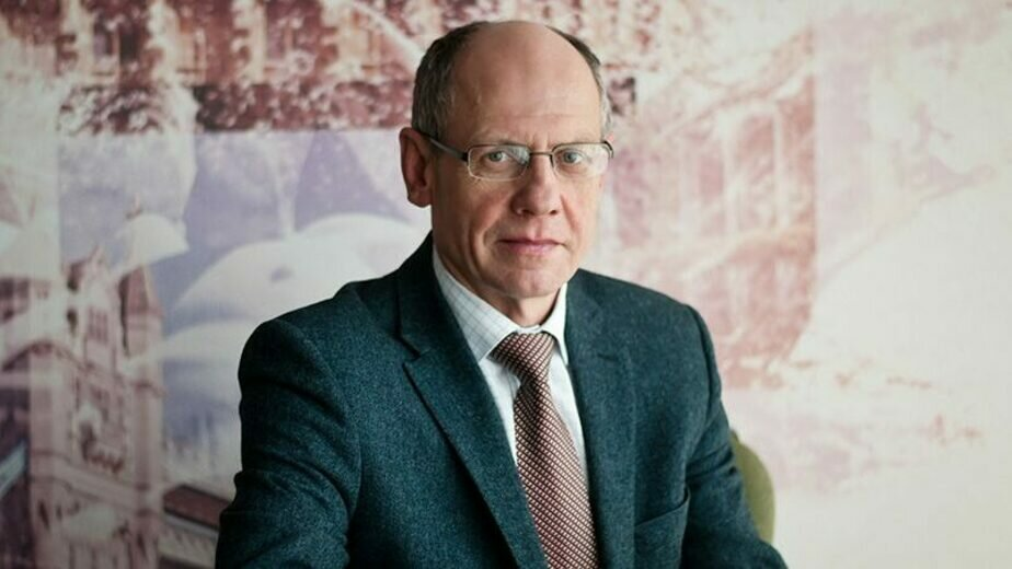 """Генеральный директор лизинговой компании """"Пруссия"""" Радий Кейсель"""
