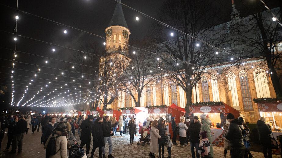 В МТС посчитали, сколько абонентов из других регионов провели новогодние праздники в Калининградской области - Новости Калининграда