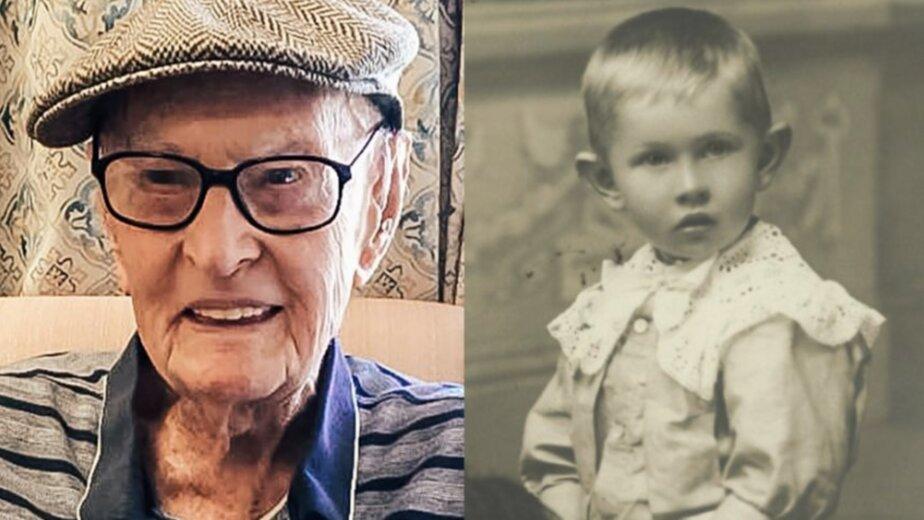 Старейший житель Австралии раскрыл свой секрет долголетия - Новости Калининграда | Изображение: фрагмент скриншота сайта телеканала ABC
