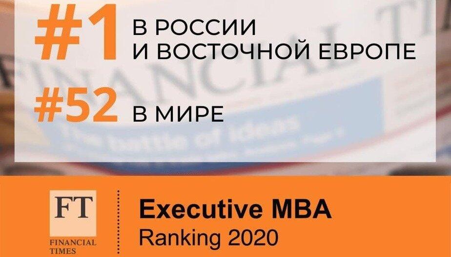 В чём секрет успеха программы Executive МВА - Новости Калининграда
