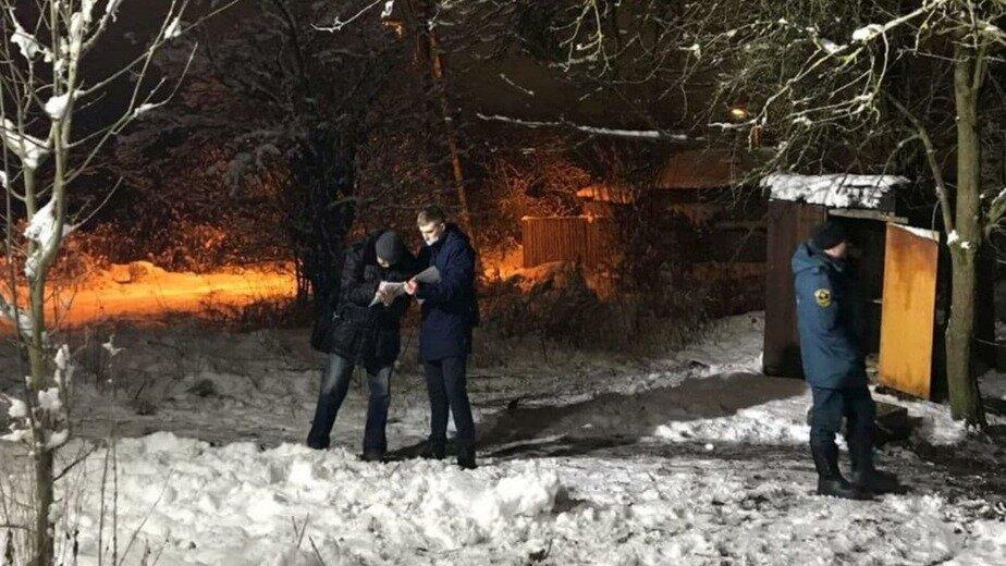 Фото с места происшествия   Фото: пресс-служба СУ СК России по Калининградской области