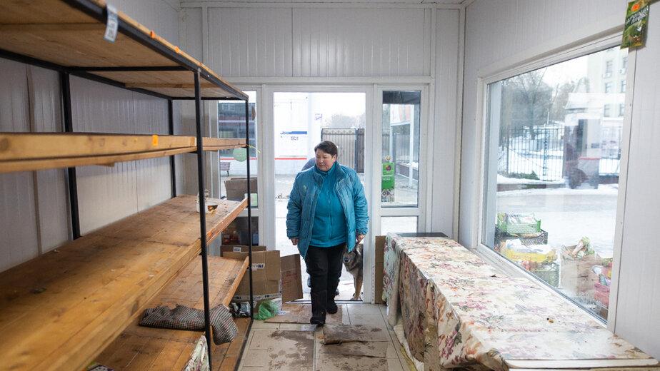 Бизнес-омбудсмен рассказала, что будет с дважды выселенной продавщицей овощей с Северного вокзала - Новости Калининграда