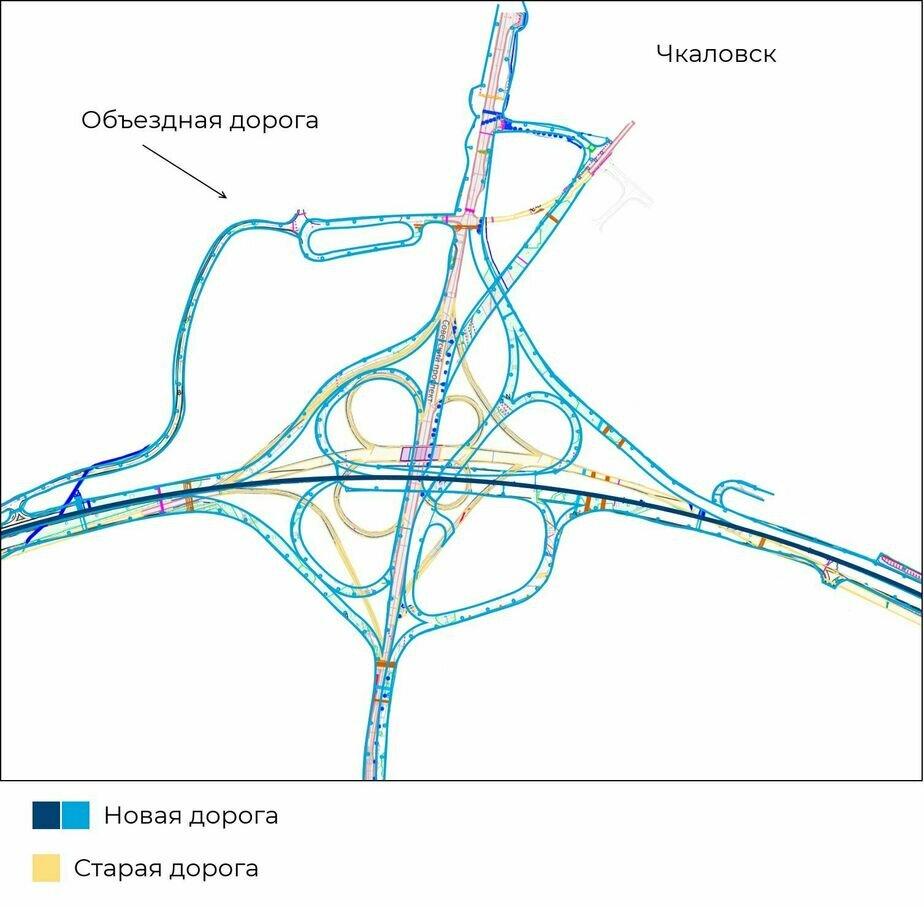 Дублёры и мосты: как будет выглядеть новая развязка на Советском проспекте (схема)  - Новости Калининграда