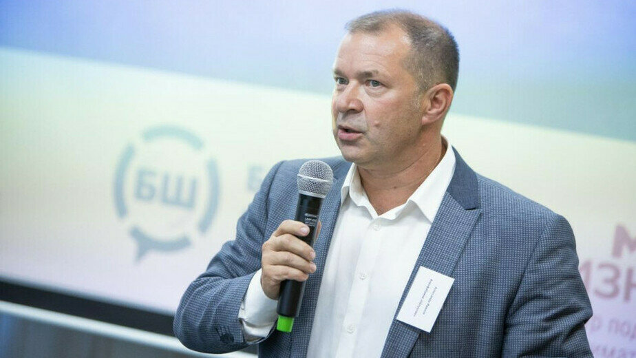 Президент Балтийского делового клуба Александр Иванов