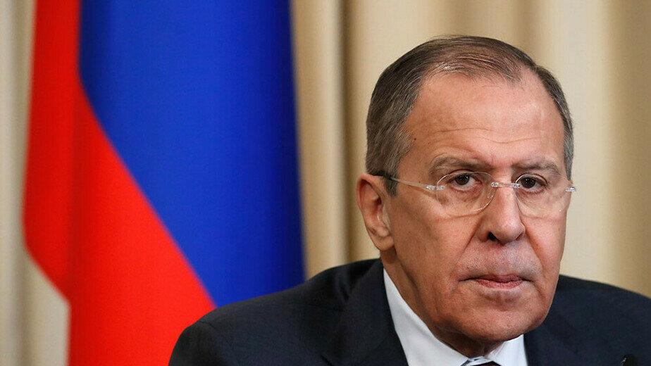 Глава МИД Сергей Лавров | Фото: правительство Российской Федерации