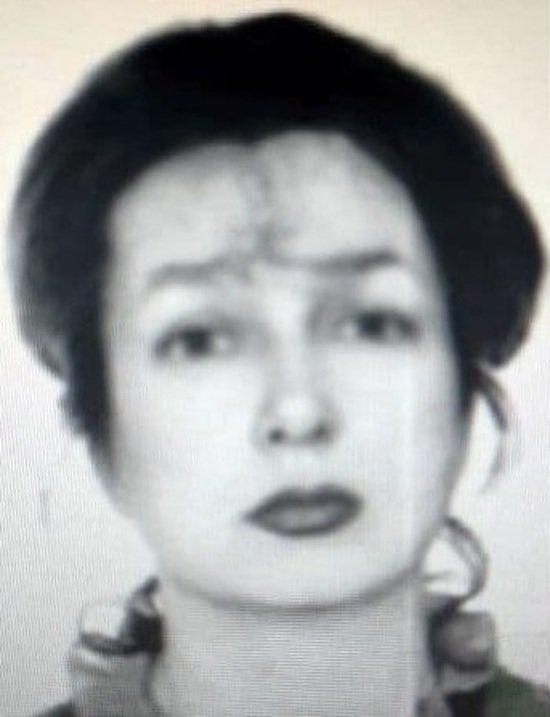 "На фото: Наталья Одноколова (2003 год)   Фото: ПСО ""Запад"""