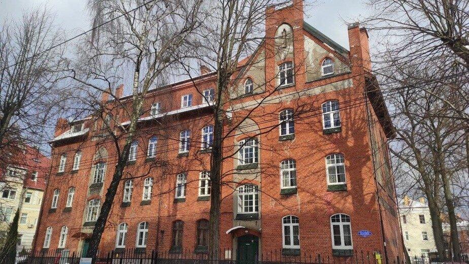 Основан в 1821: на ремонт бывшего приюта в Калининграде потратят 9,6 млн рублей - Новости Калининграда   Алёна Пятраускайте