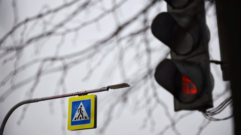 В Калининграде появился светофор нового типа (фото) - Новости Калининграда   Фото: Александр Подгорчук