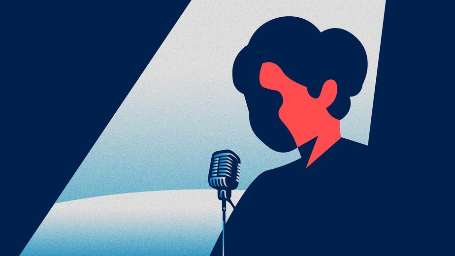 Секс в зале и песни про зону: исповедь певицы калининградского караоке - Новости Калининграда | Иллюстрация: Евгения Будадина