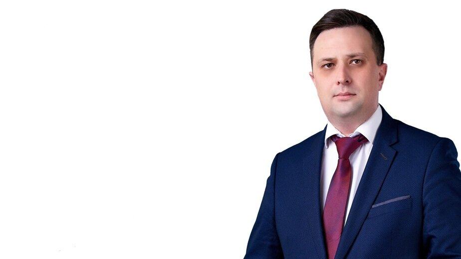 Первый секретарь Комитета Калининградского областного отделения КПРФ М. В. Буланов
