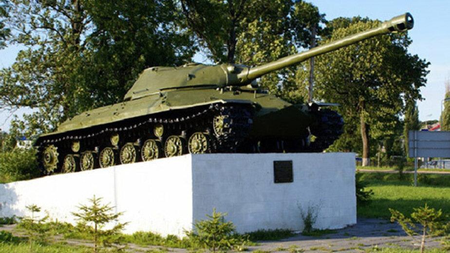 Стала известна судьба танка, пропавшего с постамента в Краснознаменске - Новости Калининграда | Фото: пресс-служба Западного военного округа