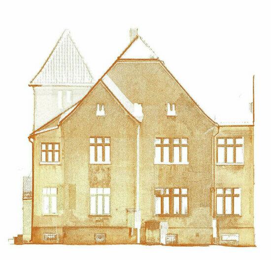 В Калининграде старинную немецкую виллу на проспекте Мира отремонтирует оренбургская фирма - Новости Калининграда | Эскизы виллы