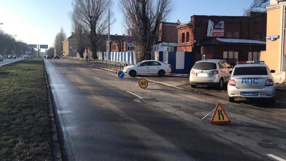 В Калининградской области за сутки произошло три ДТП, пострадали четыре человека