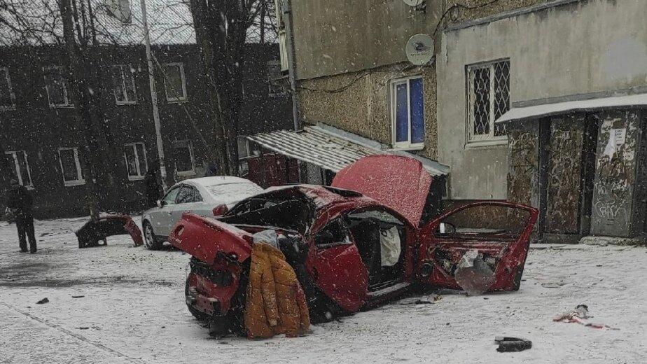 Пассажир погиб, у водителя тяжёлые травмы: подробности смертельного ДТП на Батальной   - Новости Калининграда | Александр Чайко
