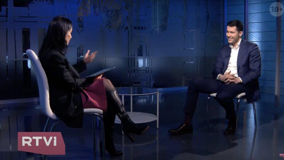 Алиханов — о TikTok: Буду пробовать, наверное - Новости Калининграда   Изображение: кадр из эфира канала RTVI