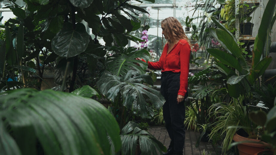 Три стихотворения в начале весны: 22-летняя Настя и её Калининград  (видео) - Новости Калининграда