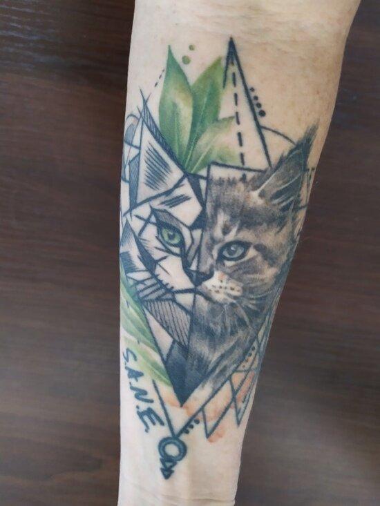 20 татуировок, которые калининградцы не стесняются показать окружающим - Новости Калининграда | Фото: Елена Щеглюк