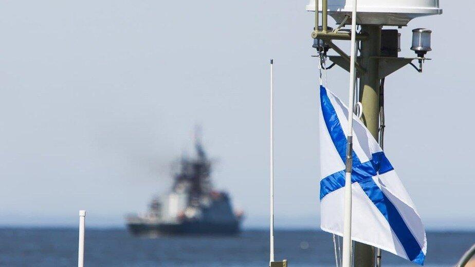 """Балтийский флот усилят минным  тральщиком, оснащённым подводными дронами - Новости Калининграда   Архив """"Клопс"""""""