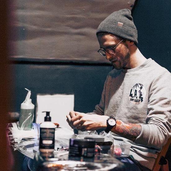 """Татуировщик рассказал, что калининградцы чаще всего набивают в 2021 году - Новости Калининграда   Фото: Александр Востриков / """"Вконтакте"""""""