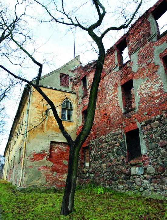 На фото: замок Инстенбург | Фото: Алексей Денисенков