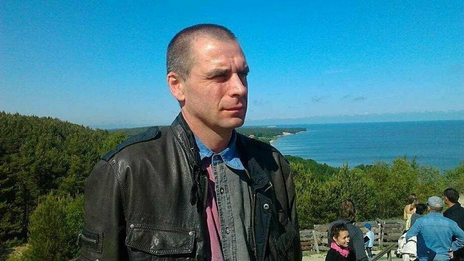 Погибший в 2017 году таксист Андрей Орлов | Фото: архив семьи