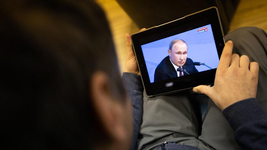 Путин потребовал ввести 100% оплату больничных для родителей дошкольников - Новости Калининграда   Архив «Клопс»