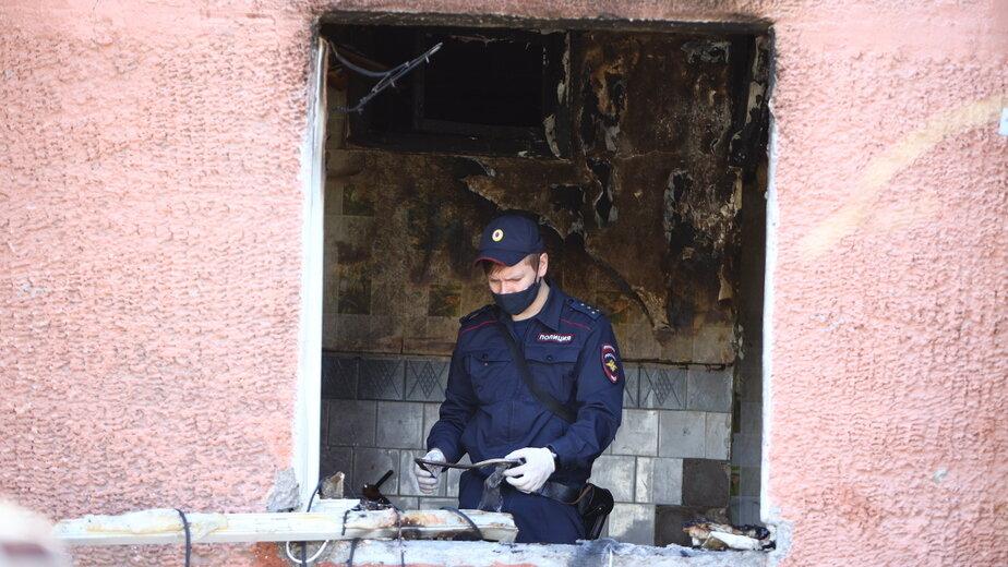 Взрыв газа в жилом доме на Леонова в Калининграде (фоторепортаж) - Новости Калининграда | Фото: Александр Подгорчук / «Клопс»