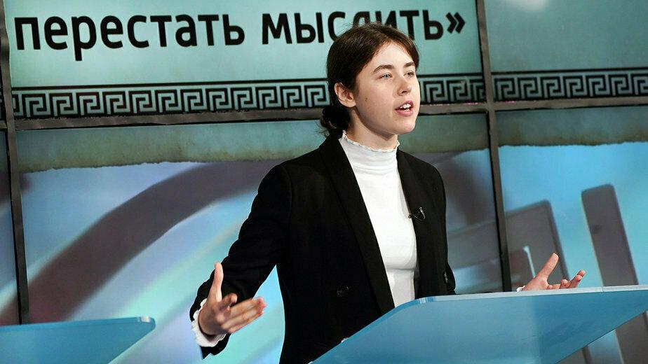 На фото: Виктория Васюкова | Фото: пресс-служба правительства Калининградской области
