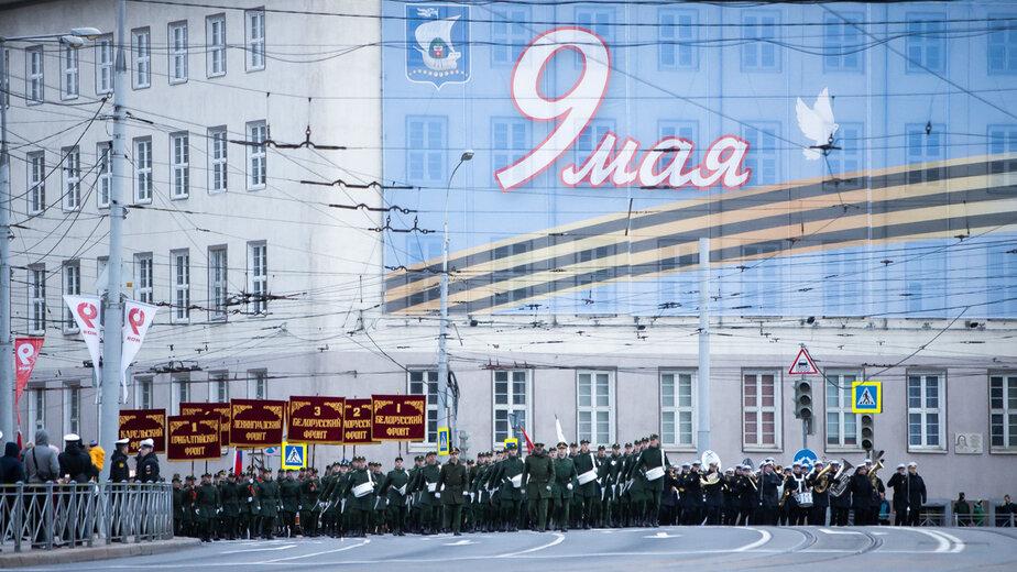 Программа празднования Дня Победы в Калининградской области - Новости Калининграда | Фото: Александр Подгорчук / «Клопс»