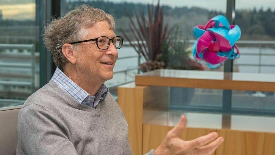 Жена Билла Гейтса подала на развод - Новости Калининграда | Фото: страница Билла Гейтса в Instagram