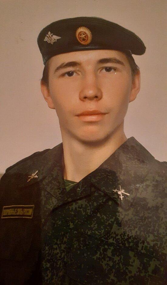 Артемий Герасимов погиб в Гусеве, пытаясь спасти тонущую женщину | Фото из семейного архива