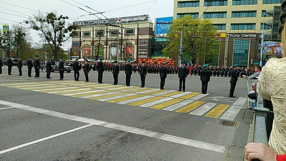 В Калининграде начался Парад Победы - Новости Калининграда   Фото: «Клопс»