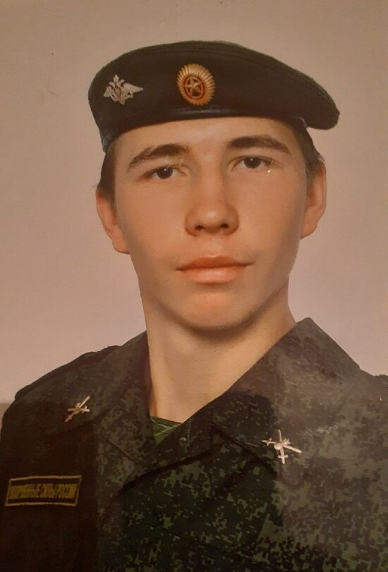 Артемий Герасимов погиб в Гусеве, пытаясь спасти тонущую женщину   Фото из семейного архива