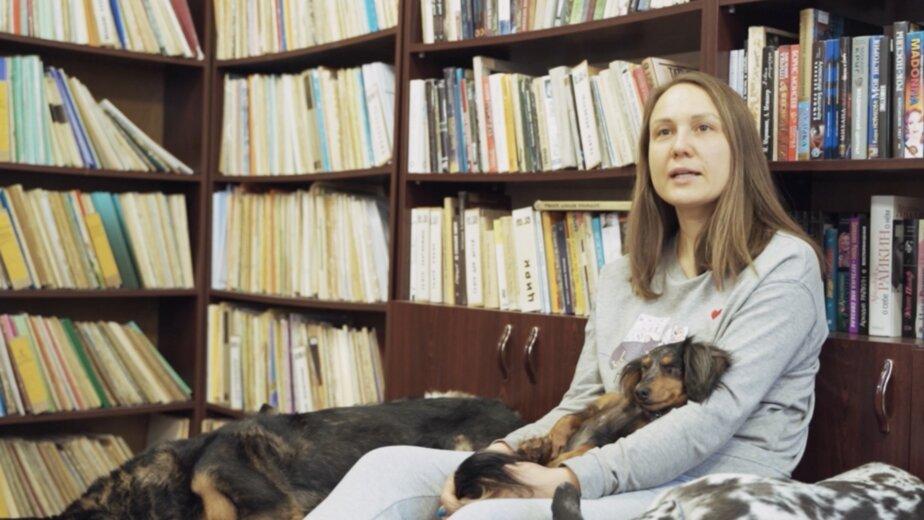 Калининградский детский психолог рассказала, что такое канистерапия (видео) - Новости Калининграда