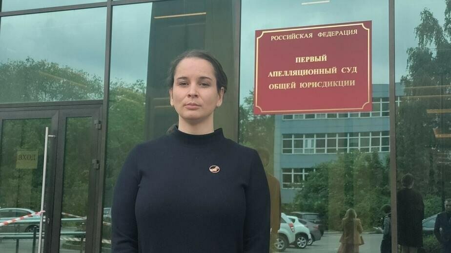 Сушкевич прокомментировала отмену оправдательного приговора - Новости Калининграда   Фото: страница Элины Сушкевич / Facebook