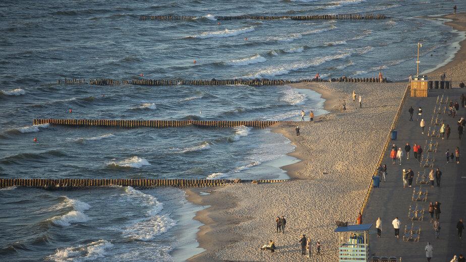 В Гидрометцентре назвали температуру воды в Балтийском море - Новости Калининграда | Архив «Клопс»