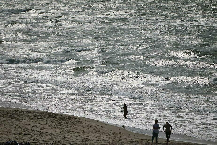 Что творилось на пляжах в выходные: 5 мест на побережье — глазами калининградцев  - Новости Калининграда   Фото: архив «Клопс»