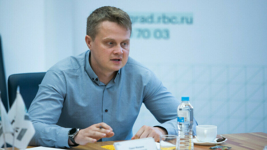 Макаров Павел, генеральный директор АО «Калининградстройинвест»