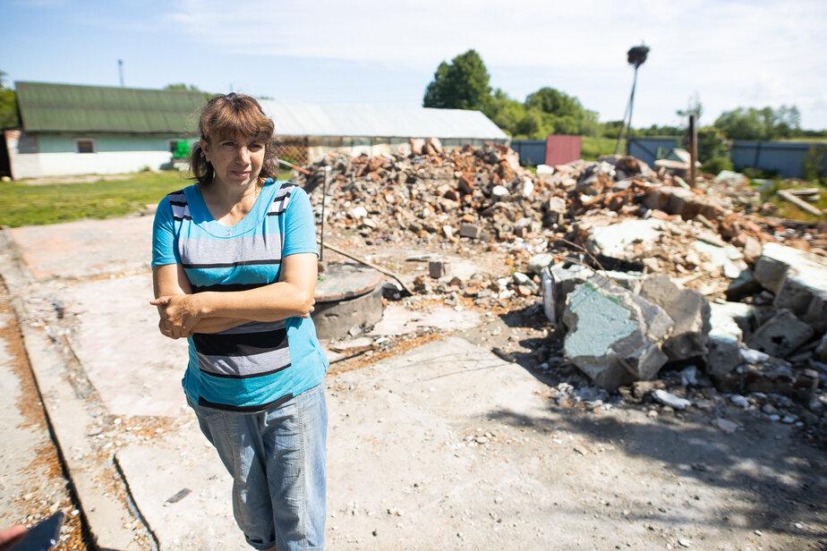 Власти не будут выделять средства многодетной матери на восстановление сгоревшего дома под Черняховском - Новости Калининграда | Фото: Архив «Клопс»