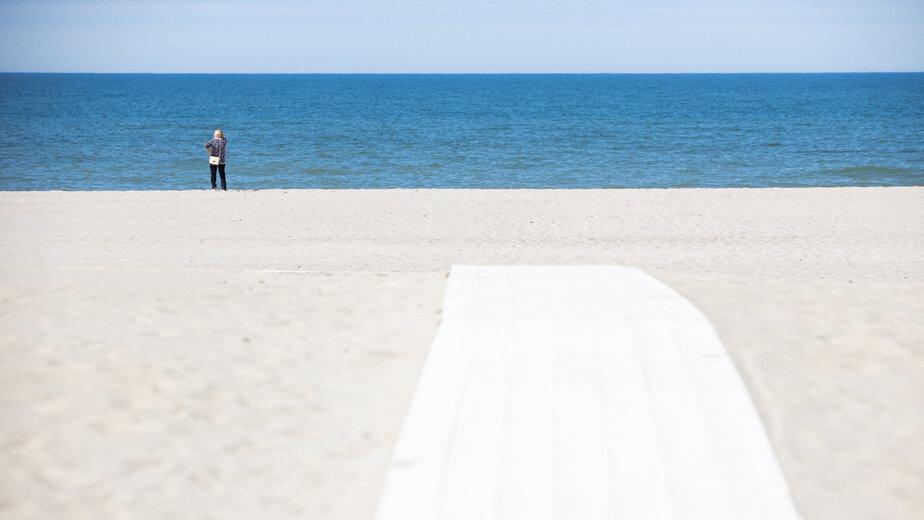 Алиханов: За последние 15 лет регион потерял 250 гектаров пляжей - Новости Калининграда   Фото: Архив «Клопс»
