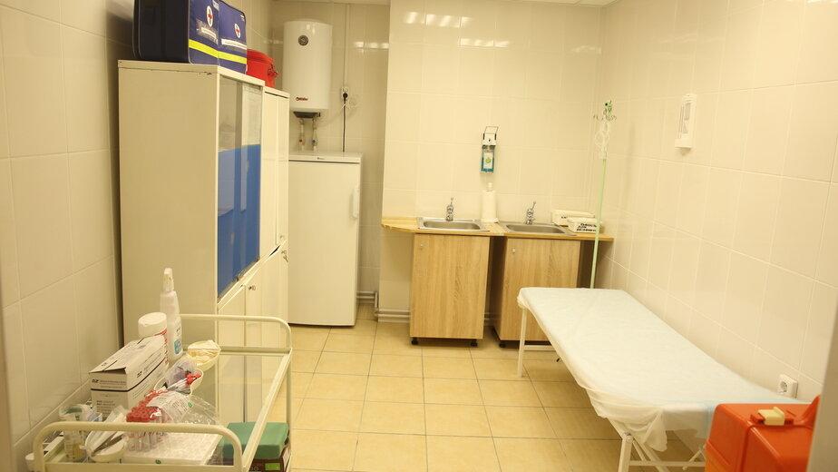 В Калининграде откроется ещё один мобильный пункт вакцинации от коронавируса - Новости Калининграда | Фото: отдел корпоративных коммуникаций КЖД
