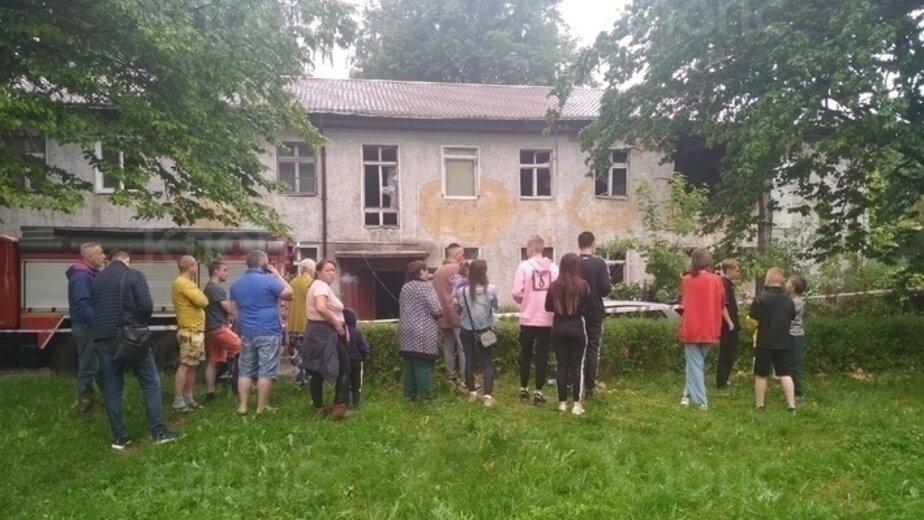 Что случилось в Калининграде и области в длинные выходные: 20 событий - Новости Калининграда | Фото предоставлены жительницей дома